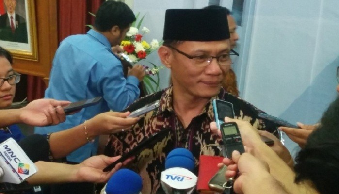 Head of Statistics Indonesia K. Suhariyanto