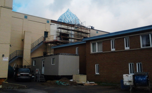 Quebec City Islamic Cultural Center (Photo: official site: icqmontreal.com)