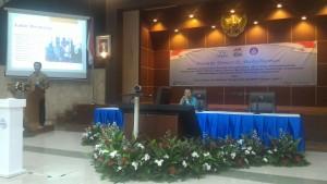 Acara Forum Tematik Bakohumas di Aula BKKBN, Jakarta, Rabu (14/6). (Foto: Humas/Edi)