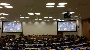 Delegasi RI hadir di UNGEGN (United Nations Group of Experts on Geographical Names) dalam pertemuan ke-30 UNGEGN dan konferensi ke- 11th UNCSGN (United Nations Conference on Standardization of Geographical Names) di Markas Besar PBB, New York pada tanggal 7-18 Agustus 2017. (Foto: Kemenko Kemaritiman)