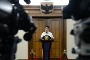 Minister of Foreign Affairs delivers statement to the press (Photo: Ministry of Foreign Affairs)