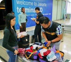 Pemeriksaan Bandara