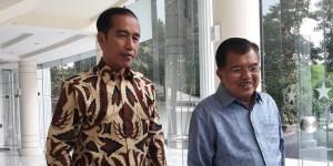 Makan Siang Barang, Presiden Jokowi dan Wapres JK Bahas Ekonomi dan Persiapan Asian Games - Info Setkab Jokowi