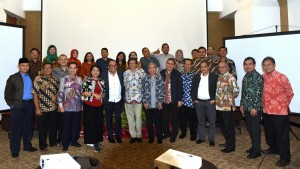 Rapat pleno tindak lanjut hasil evaluasi pelaksanaan Reformasi Birokrasi Sekretariat Kabinet tahun 2017, di Hotel Amaroossa Bogor, Provinsi Jawa Barat, Jumat (9/2). (Foto: Humas/Deni).