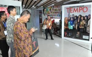 Setkab Ajak Peserta Diklat Fungsional Penerjemah Kunjungi Tempo Berbahasa Inggris - Info Setkab Jokowi