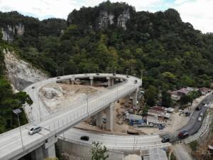 Jalan Layang Maros-Bone (Foto: Kementerian PUPR).