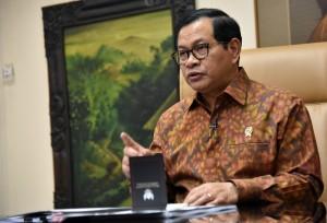Seskab Pramono Anung (Foto: Rahmad/Humas)