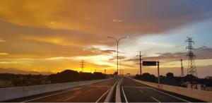 Jalan tol Bogor Outer Ring Road (BORR) seksi IIB. (Foto: Kementerian PUPR)