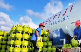 Tabung LPG 3 kilogram