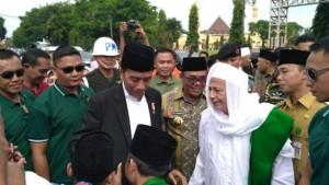 Presiden Jokowi dalam salah satu kegiatan. (Foto: IST)