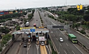 Toll road (Photo: Ministry of Public Works and Public Housing)