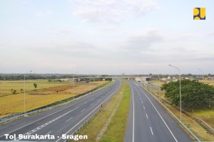 Tol Surakarta-Sragen