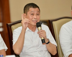 Minister of Energy and Mineral Resources, Ignasius Jonan.