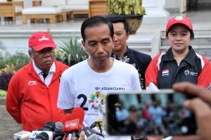 Presiden Jokowi (Foto: JAY/Humas)