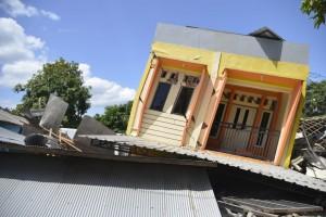 Rumah Gempa Lombok