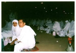 Foto Saat Presiden Jokowi bersama Ibu Negara Iriana menunaikan ibadah haji 15 tahun lalu. (Foto: Facebook Presiden Jokowi)