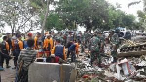 Evakuasi Selat Sunda