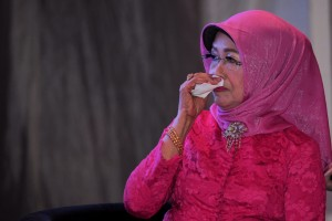 Ibu Sudjiatmi (Foto: Setpres)