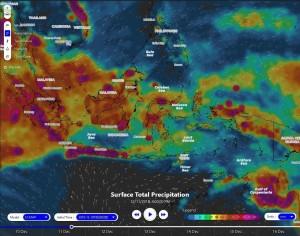 Info BMKG tentang kewaspadaan terhadap bencana. (Foto: BMKG)