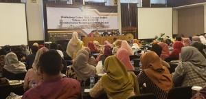 Debriefing of Indonesian Hajj Health Personnel in Jakarta. (Photo by : Ministry of Health)