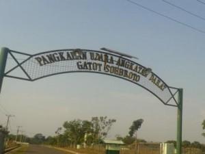 Lapangan Udara TNI AD Gatot Subroto, Kab. Waykanan, Lampung. (Foto: IST)