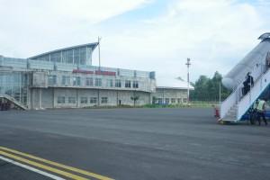 Bandara Silampari, di Lubuklinggau, Sumsel