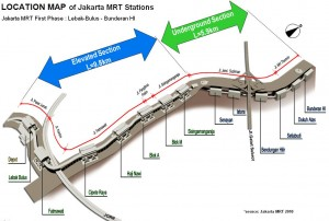 Peta MRT