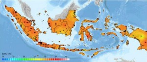 Peta Cuaca