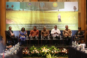 Regional Conference on Strengthening Food Security in Jakarta, Thursday (4/4). (Photo by: Ministry of Foreign Affairs)