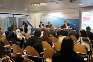 Menko Perekonomian memimpin Dewan Negara Produsen MInyak Sawit untuk bertemu Uni Eropa. (Foto: Kemenko Perekonomian).