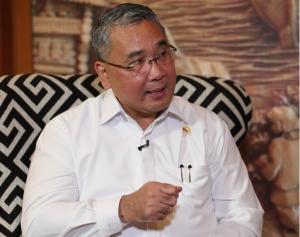 Minister of Village, Development of Disadvantaged Regions and Transmigration Eko Putro Sandjojo (Photo by: IST)