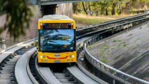 O-Bahn di suatu negara