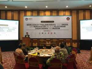 the Public Relations Coordinating Board (Bakohumas) Thematic Forum at Novotel Hotel, Solo, Central Java Province, Wednesday (19/6). (Photo by: MITA/PR)