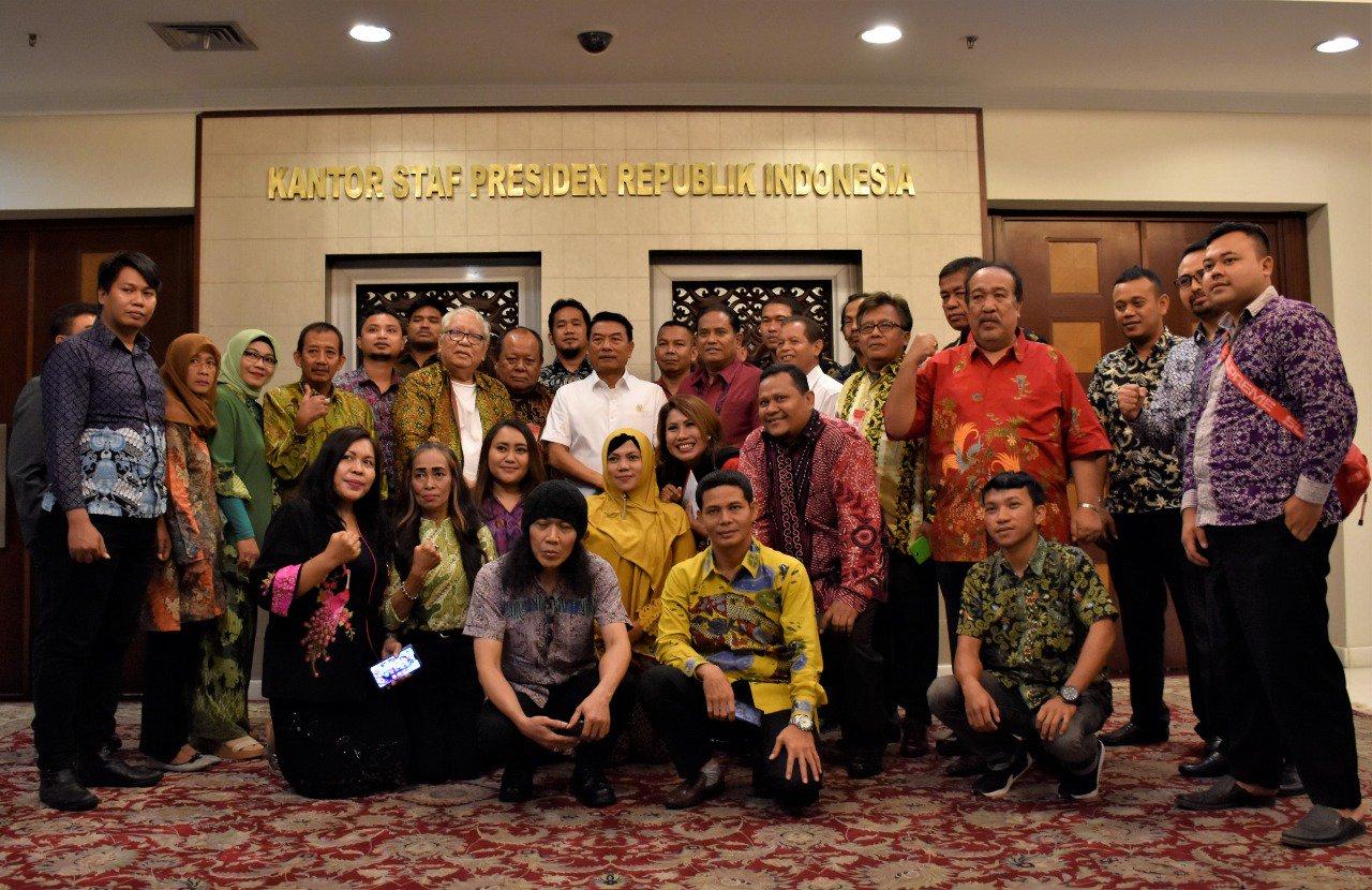 DPR Anggap Keberadaan Wakil KSP Wujud Sistem Presidensialisme