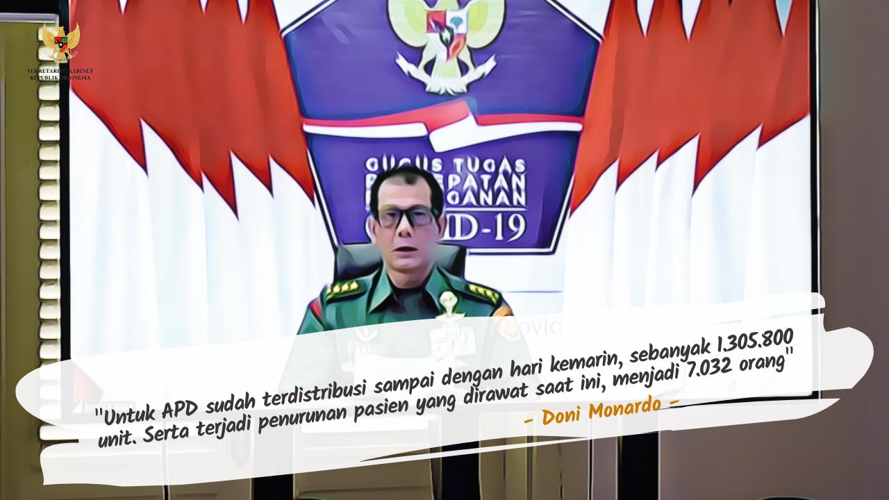 Sekretariat Kabinet Republik Indonesia | Ketua Gugus Tugas ...
