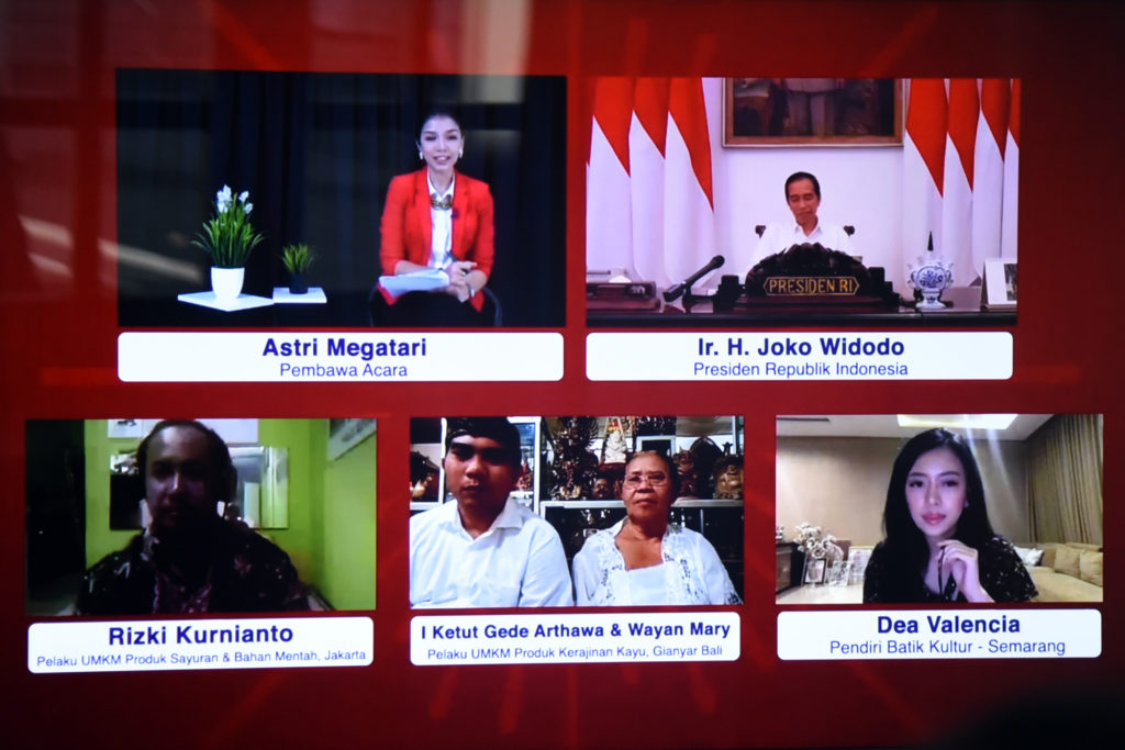 Sekretariat Kabinet Republik Indonesia Covid 19 Pandemic Should Push For Innovation Transformation President Jokowi Sekretariat Kabinet Republik Indonesia