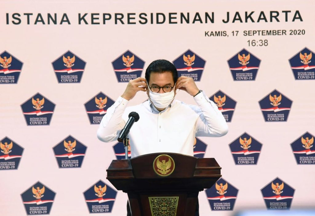 Sekretariat Kabinet Republik Indonesia Gov T Focuses On Nine Provinces Hardest Hit By Covid 19 Sekretariat Kabinet Republik Indonesia