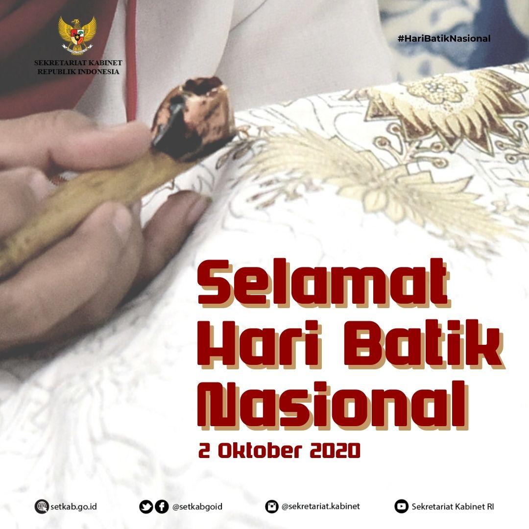 Hari Batik Nasional 2020