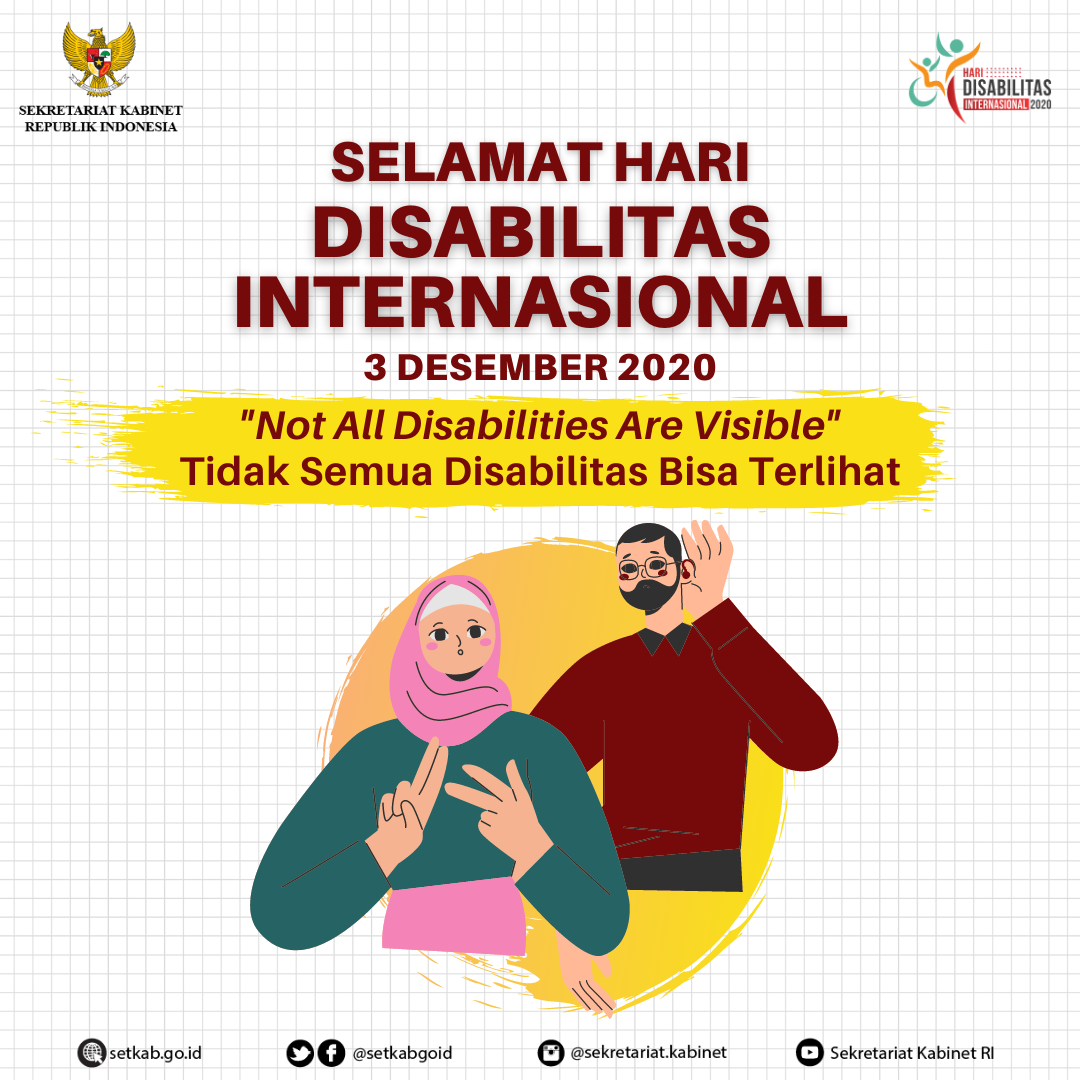Hari Disabilitas Internasional 2020