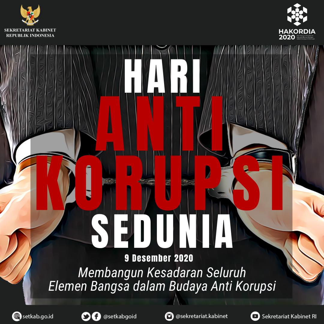 Hari Anti Korupsi Sedunia 2020