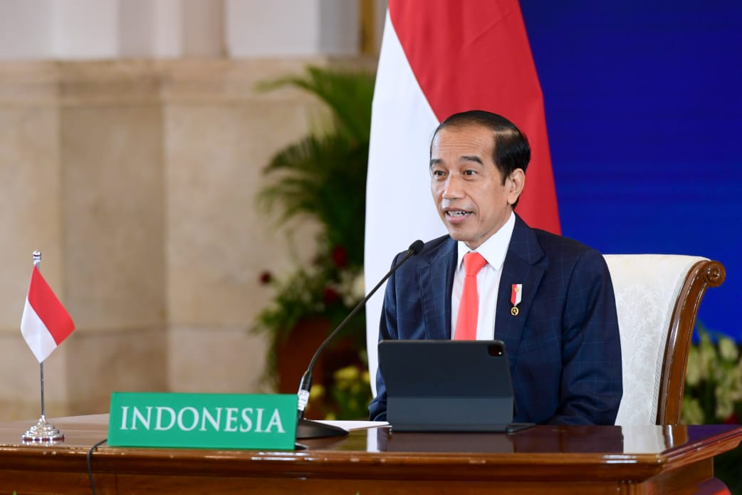 JOKOWI HANNOVER MESSE