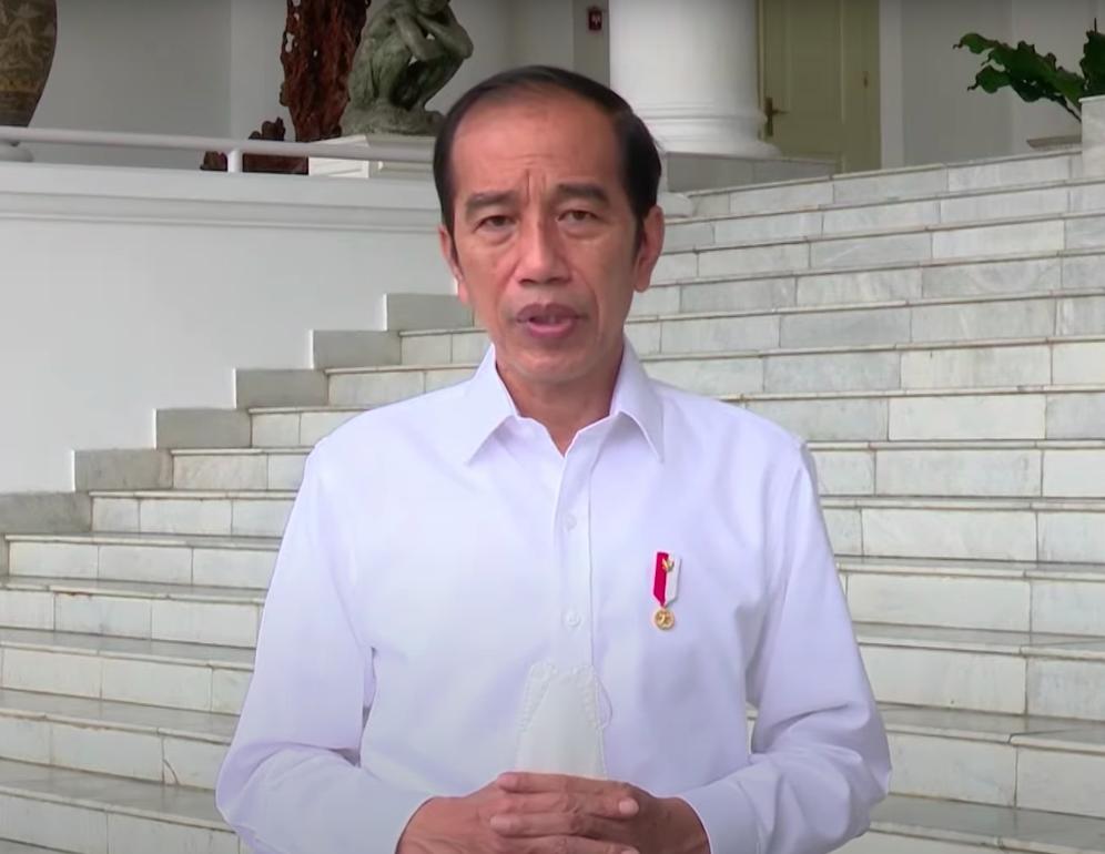 Presiden Jokowi tentang Gempa di Jatim