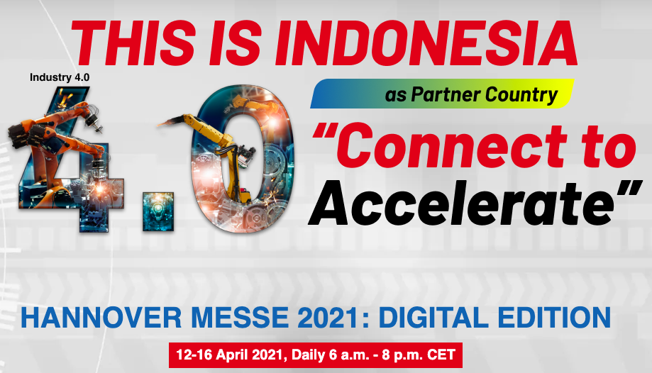 Indonesia Official Country Partner Hannover Messe