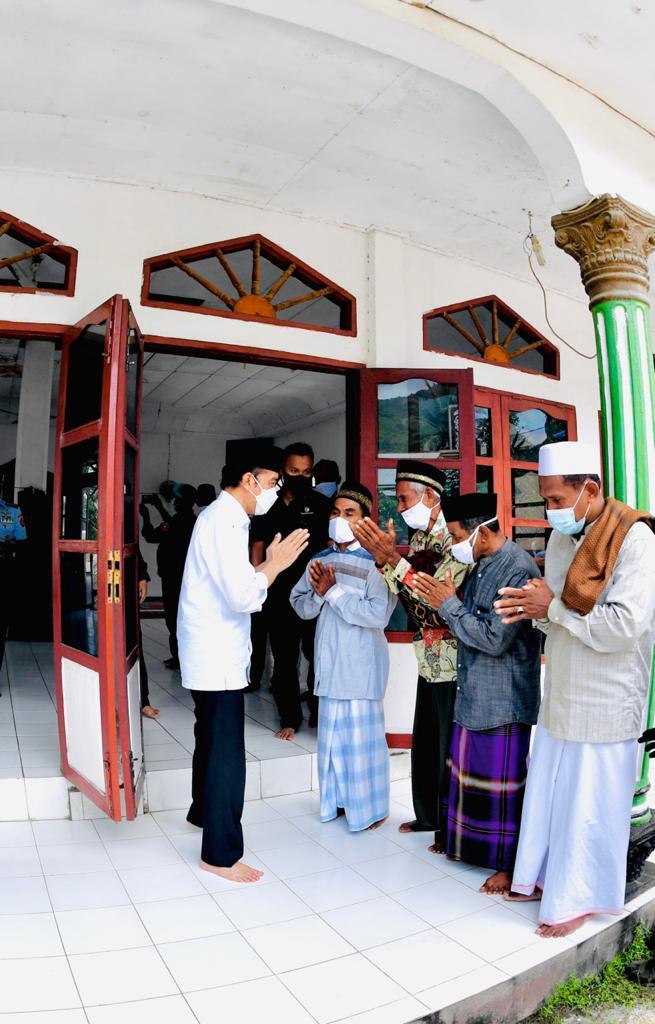 Presiden Jokowi ke Lembata, NTT