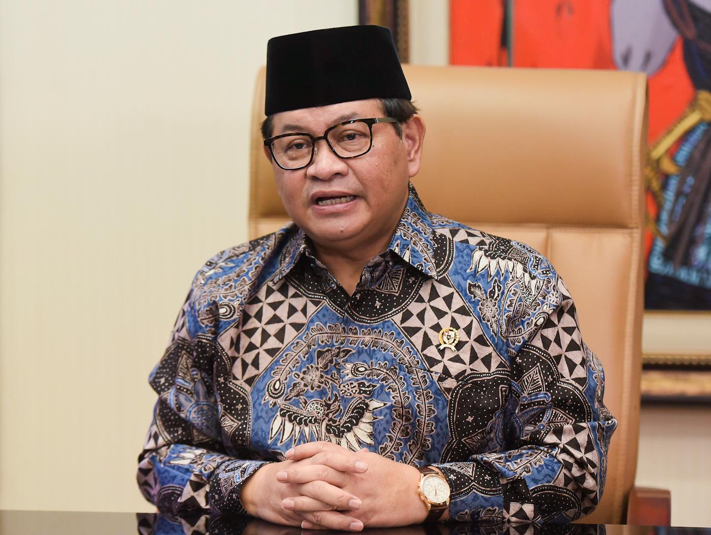 Seskab Pramono Anung