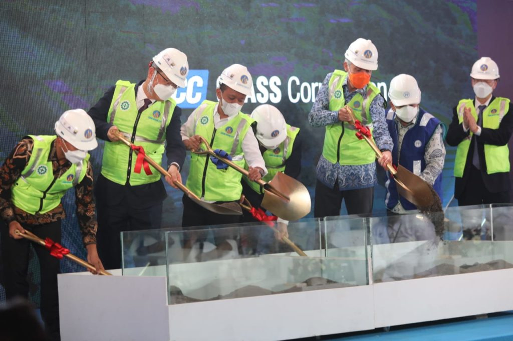 GROUNDBREAKING KCC GLASS