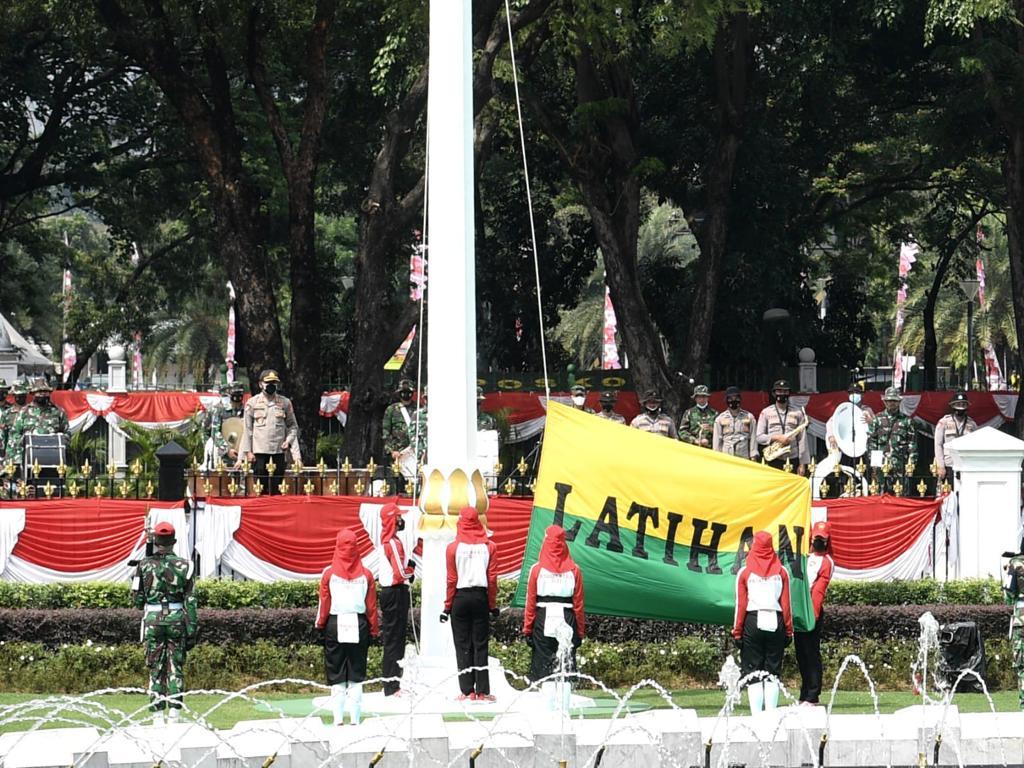 Istana Gelar Geladi Kotor Peringatan Detik-Detik Proklamasi Kemerdekaan RI