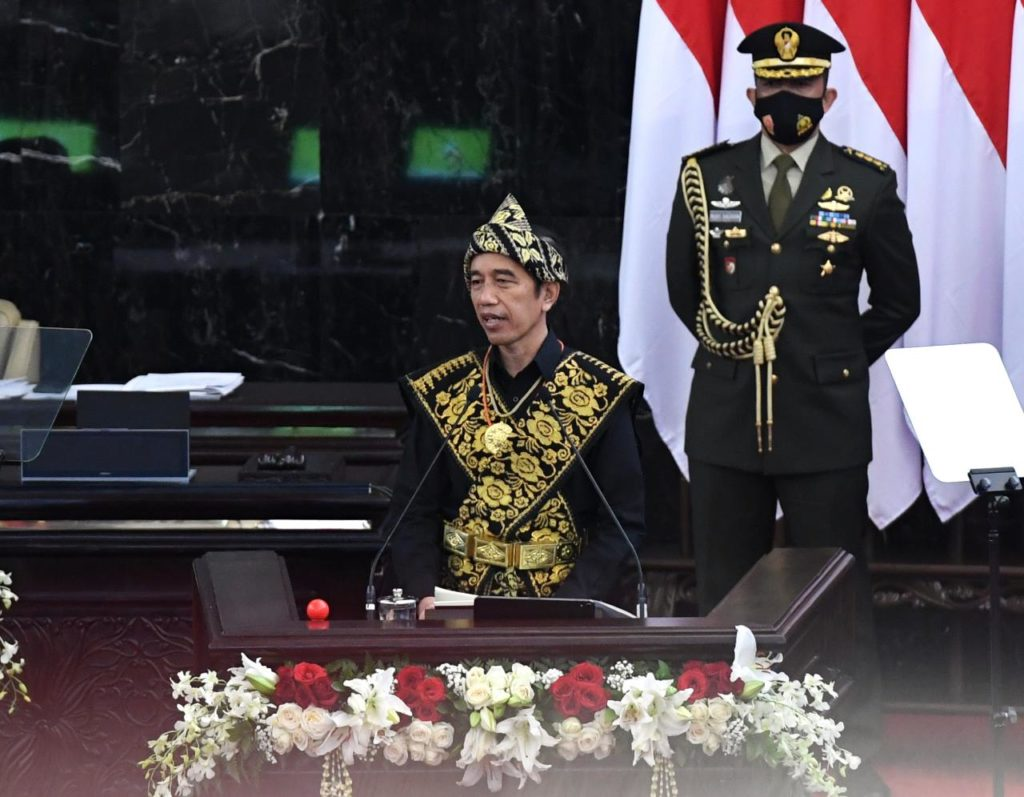 Hari ini, Presiden Jokowi Akan Sampaikan Pidato Kenegaraan di Gedung Nusantara